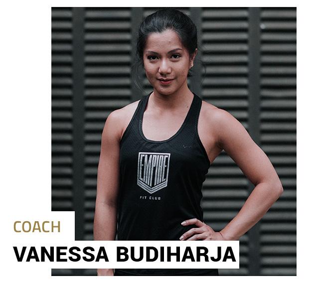coach vanessa