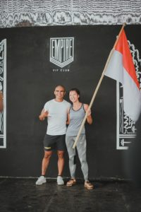 empire fit bali opening
