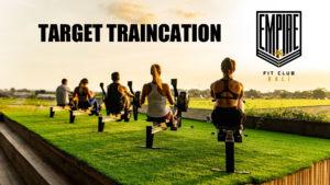 TARGET TRAINCATION