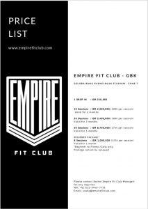 price empire